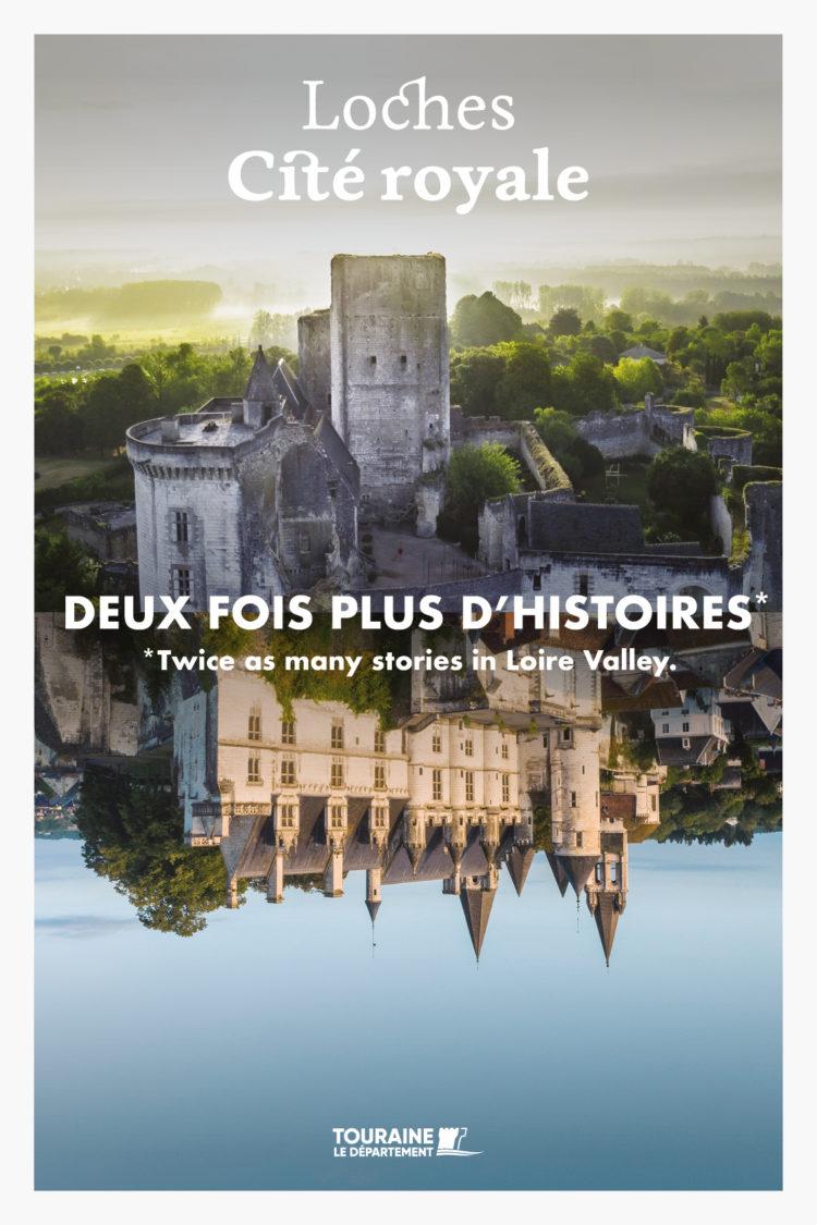 Cité Royale de Loches - Des Cheval