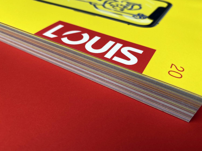 Louis 20 - Des Cheval